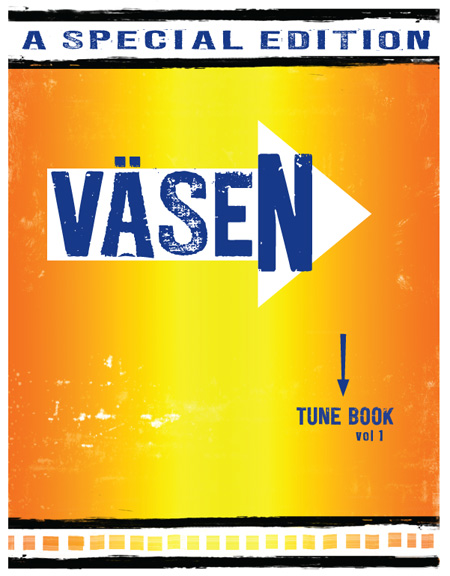 Väsen Tune Book 1